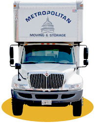 Metropolitan moving and storage residential and for Moving to washington dc advice